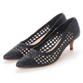 ナンバートゥエンティワン NUMBER TWENTY-ONE 婦人靴 (INKY BLUE)