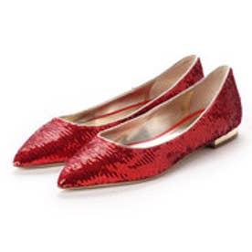 ナンバートゥエンティワン NUMBER TWENTY-ONE 婦人靴 (RED)