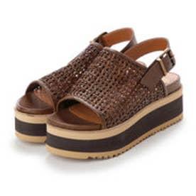 ナンバートゥエンティワン NUMBER TWENTY-ONE 婦人靴 (ECRU)