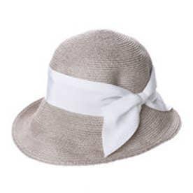 ナンバートゥエンティワン NUMBER TWENTY-ONE ナンバートゥエンティワン  帽子 (BEIGE×WHITE)