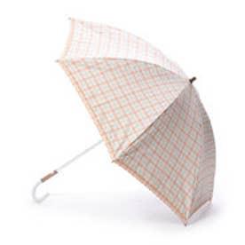 ナンバートゥエンティワン NUMBER TWENTY-ONE 傘 (ピーチ)