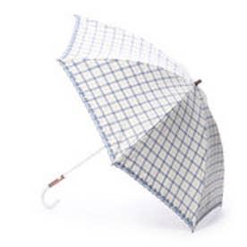 ナンバートゥエンティワン NUMBER TWENTY-ONE 傘 (アオ)