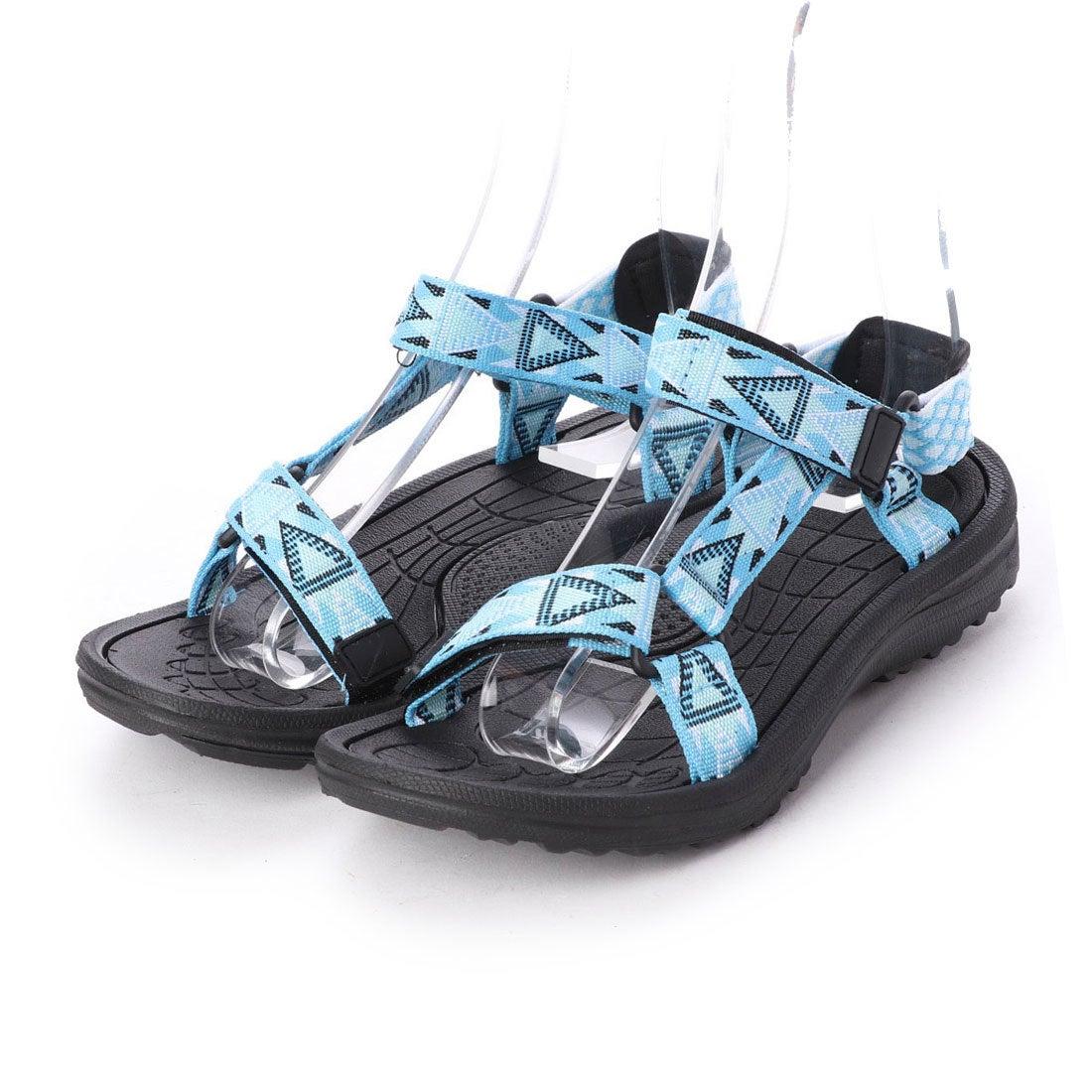 4f553824f170a ベルクロスポーツサンダル キッズ ソロット SOROTTO(KIDS) (BLUE) -靴&ファッション通販 ロコンド〜自宅で試着、気軽に返品