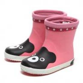 ミキハウスダブルビー レインブーツ(長靴) / mikihouse DOUBLE_B Rain boots (ピンク)