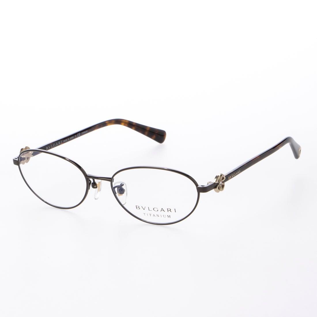 ブルガリ BVLGARI メガネ 眼鏡 アイウェア レディース メンズ (ブラウン/ハバナ)
