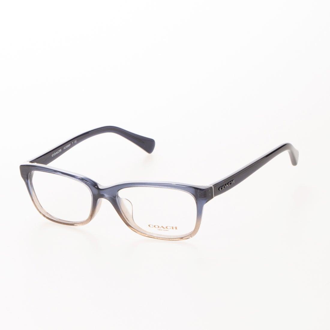 コーチ COACH メガネ 眼鏡 アイウェア レディース メンズ (デニムトープグリッターグラディエント)