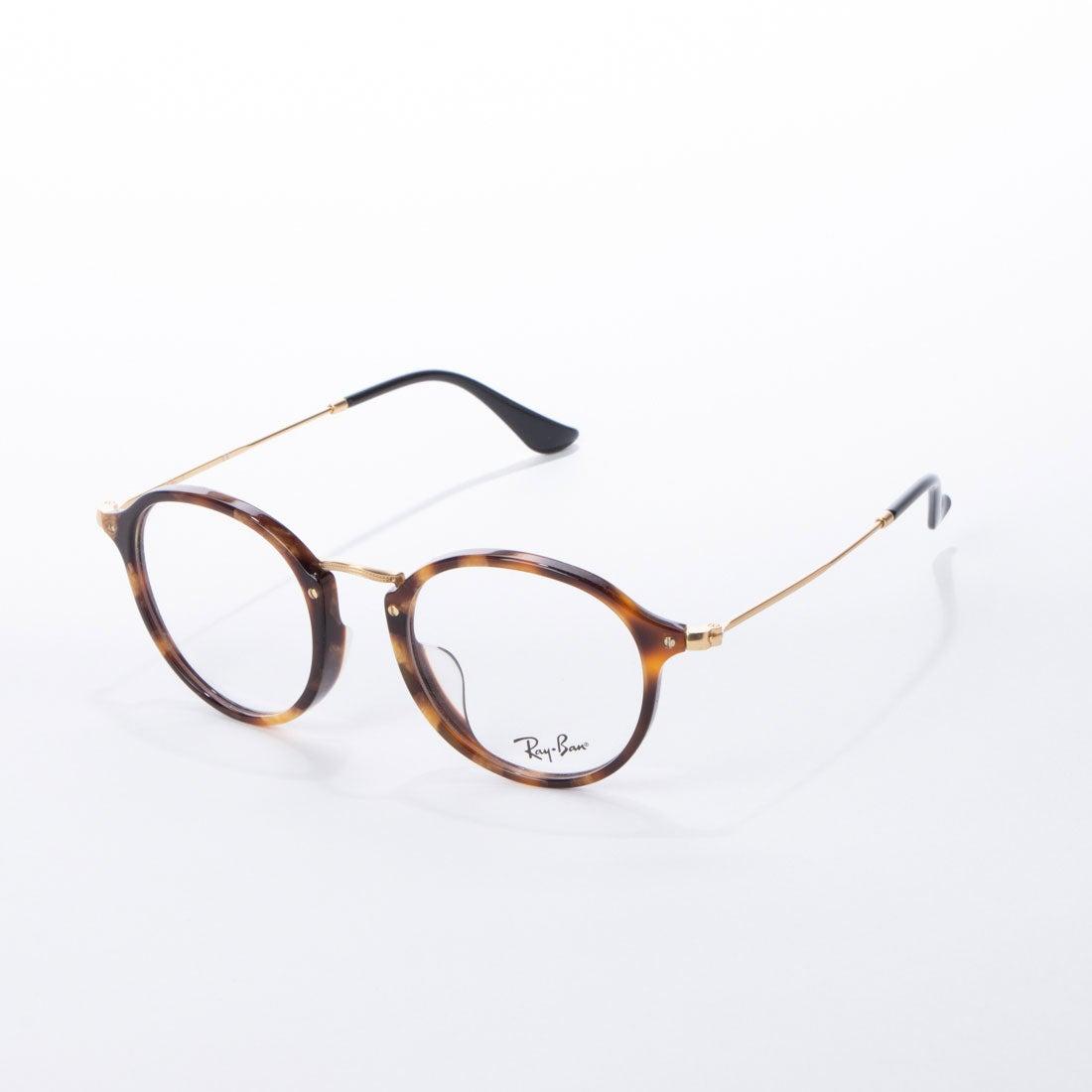 レイバン Ray-Ban メガネ 眼鏡 アイウェア レディース メンズ (ハバナ)