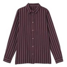 エモダ EMODA 【M】color stripe SH (パープル)