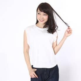 エモダ EMODA 【M】RAGLAN COMBI T/T (ホワイト)
