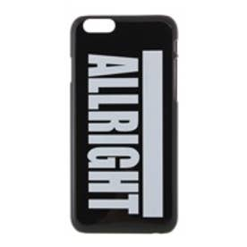 ジュエティ jouetie 【MENS LIKE】ALL RIGHT Iphoneケース (ブラック)
