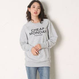 ムルーア MURUA 【CASUAL】CHEAP MONDAY Rules sweat (グレー)