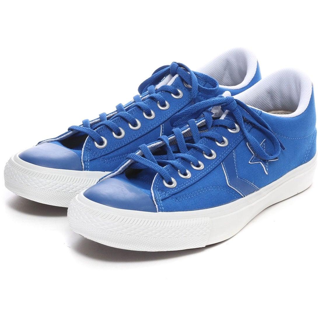 10300a5c4140 コンバース CONVERSE 1CJ692XL CVシェブロンスター HB OX(ブルー) -靴&ファッション通販 ロコンド〜自宅で試着、気軽に返品