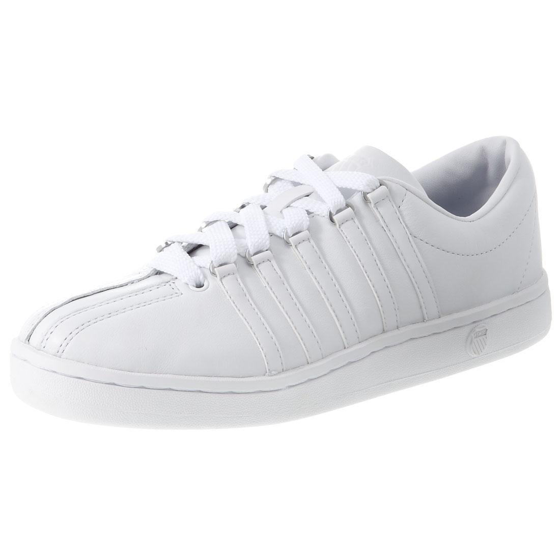 KSWISS ケースイス ザ クラシック / K・SWISS THE CLASSIC(ホワイト) ,靴とファッションの通販サイト ロコンド