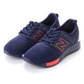 ニューバランス new balance NB KA247 NRP (ネイビー/レッド)