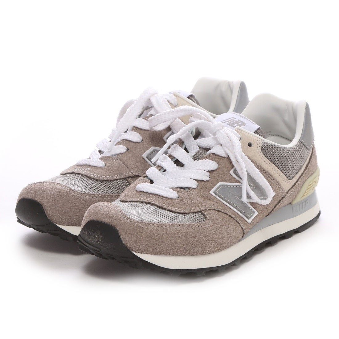 6376cbe7787ef ニューバランス new balance NB ML574 VG (グレー) -靴&ファッション通販 ロコンド〜自宅で試着、気軽に返品