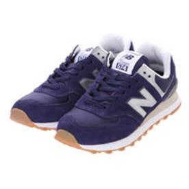 ニューバランス new balance NB ML574 HRJ (ブルー/グレー)