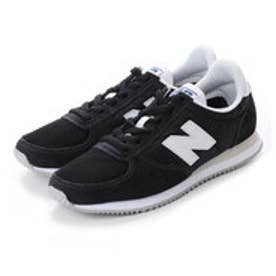 ニューバランス new balance NB U220 BK (BK(ブラック))