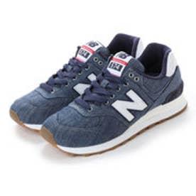 ニューバランス new balance NB ML574 YLE (YLE(ビンテージインディゴ))