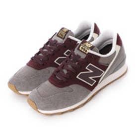 ニューバランス new balance NB WR996 GR (グレー/バーガンディ)