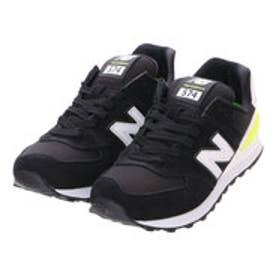 ニューバランス new balance NB WL574 CNA (ブラック/ホワイト)
