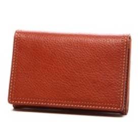 エスクール 名刺入れ / S・coeur CARD CASE (ブラウン)