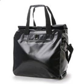 イズフィット is-fit ZAT 無縫製バッグ トートタイプ ラージ ブラック (ブラック)