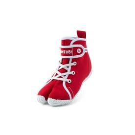 ニンタビ NINTABI [NTB-001] はだし感覚の子ども靴・NINTABI (レッド)
