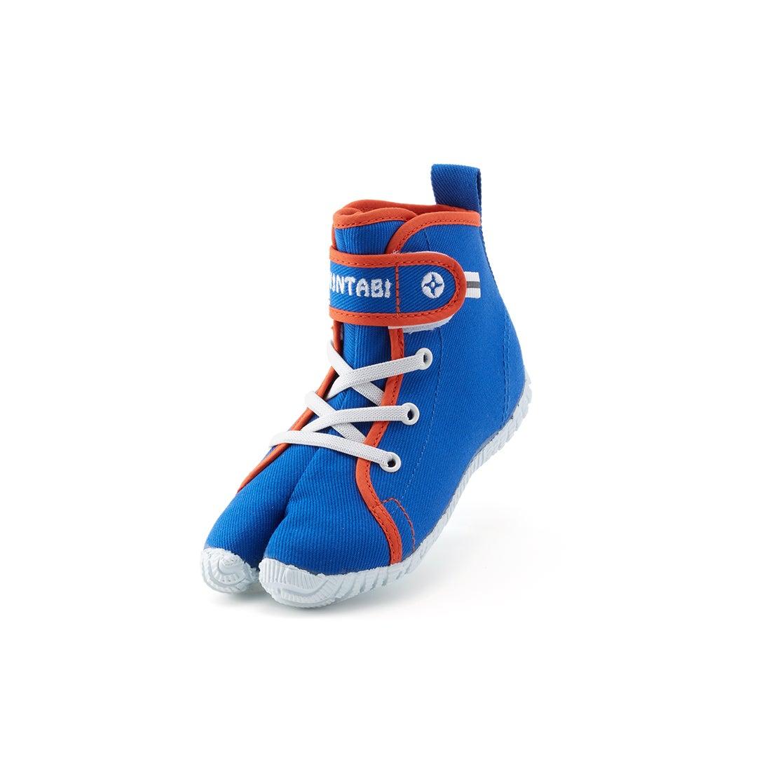 ニンタビ NINTABI [NTB-001] はだし感覚の子ども靴・NINTABI (ブルー)