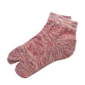 タビリラ たびりら ASSABOOTS靴下#01 (あずき)