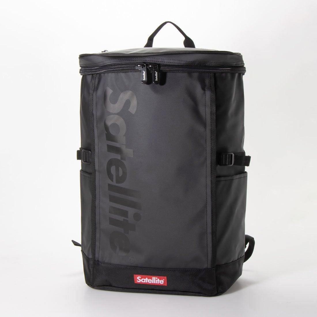 ムラサキスポーツセレクト ムラサキスポーツ select ボックス型のバックパック(ブラック×ブラック)
