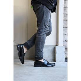SFW ラスアンドフリス LASSU&FRISS ドレスからカジュアルまで使えるローファー (ブラック)