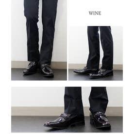 SFW ジンク ZINC ビットスリッポンシューズ (ワイン)