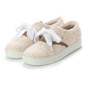 フラッパー flapper 婦人靴 (ベージュコンビ)
