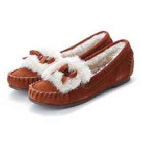 フラッパー flapper 婦人靴 (キャメル)
