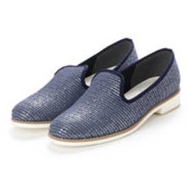 フラッパー flapper 婦人靴 (ネイビー)