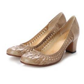 フラッパー flapper 婦人靴 (ベージュ)