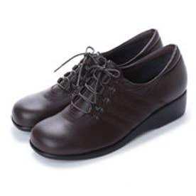 パルコ parco 婦人靴 (ダークブラウン)