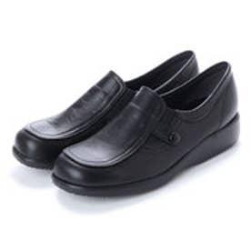 パルコ parco 婦人靴 (ブラック)