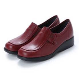 パルコ parco 婦人靴 (レッドブラウン)