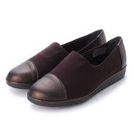 リフレッシュウォーク Refresh Walk 婦人靴 (ブロンズ)