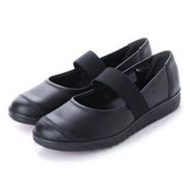 リフレッシュウォーク Refresh Walk 婦人靴 (ブラック)