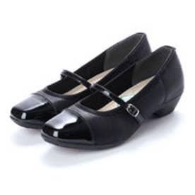 リフレッシュウォーク Refresh Walk 婦人靴 (ブラックコンビ)