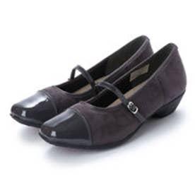リフレッシュウォーク Refresh Walk 婦人靴 (グレースエード)