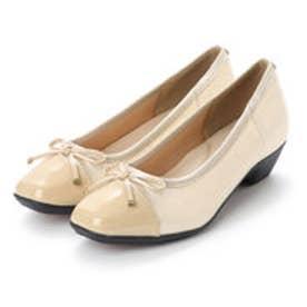リフレッシュウォーク Refresh Walk 婦人靴 (ベージュコンビ)