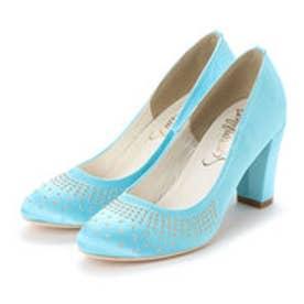 スクランブル scramble 婦人靴 (BU)