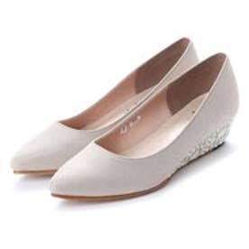 トゥインクトゥインク twinktwink 婦人靴 (アイボリー)