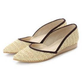 トゥインクトゥインク twinktwink 婦人靴 (ベージュコンビ)