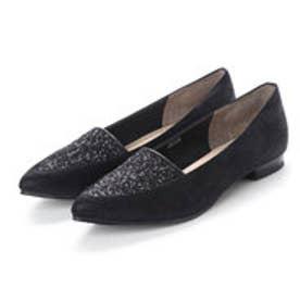 バニティービューティー vanitybeauty 婦人靴 (ブラック)