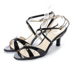 バニティービューティー vanitybeauty 婦人靴 (プラチナ)