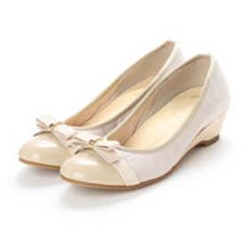 バニティービューティー vanitybeauty 婦人靴 (アイボリー)